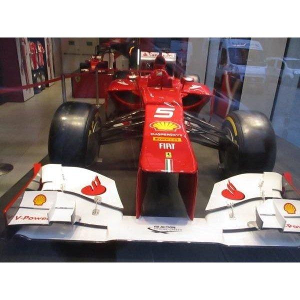 画像1: 1/20フェラーリF2012デカール (1)