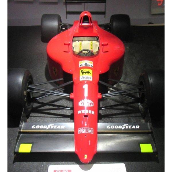 画像1: 1/20フェラーリ641/2(剥離,フジミ対応)デカール (1)