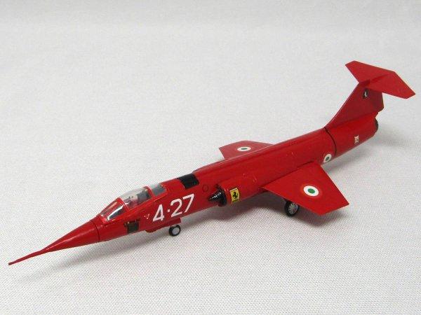 画像1: 1/144 F-104フェラーリモデルデカール (1)